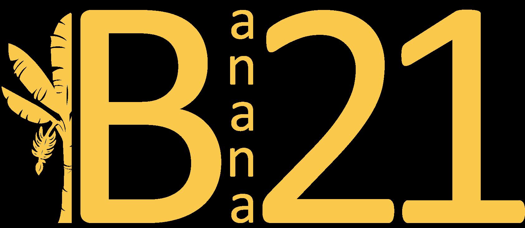 Home - Banana21, Logo